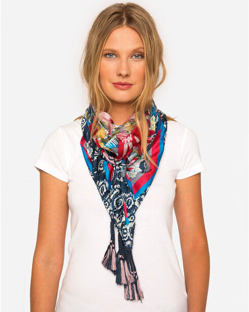 Johnny Was Women's Vacation Scarf , Multi, hi-res