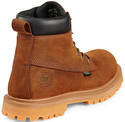 Irish Setter by Red Wing Shoes Men's Hopkins Work Boots - Aluminum Toe, Brown, hi-res