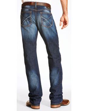 Ariat Men's M4 Reeve Riverton Jeans - Boot Cut, Blue, hi-res