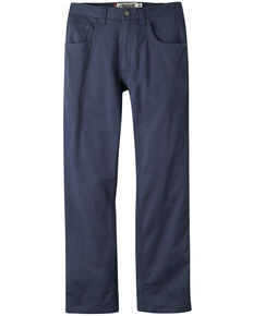 Mountain Khakis Men's Navy Camber Commuter Slim Pants , Navy, hi-res