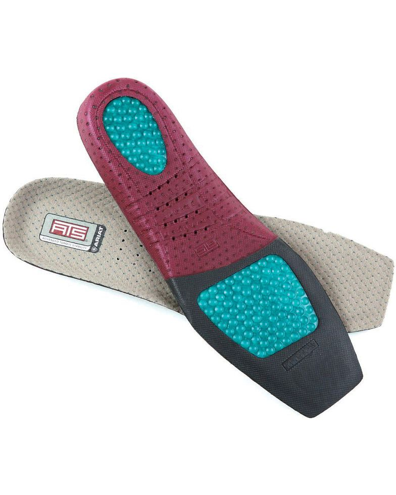 Ariat Men's ATS Footbed - Wide Square Toe, Multi, hi-res