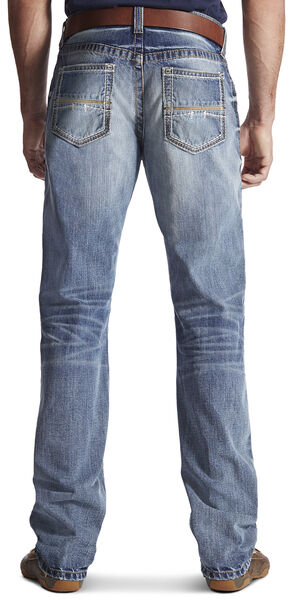 Ariat Men's M4 Coltrane Durango Bootcut Jeans, Denim, hi-res