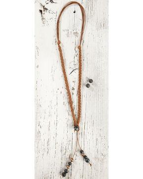 Shyanne Women's Braided Jewelry Set, Rust Copper, hi-res