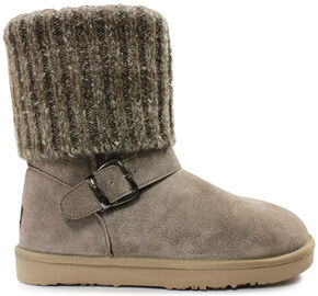 Lamo Footwear Women's Hurricane Boots , Mushroom, hi-res