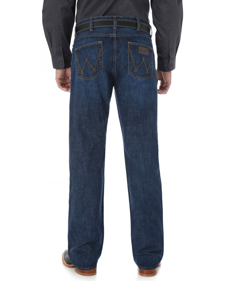 Wrangler 20X Dillon Straight Leg Jeans - Slim Fit - Big and Tall, Denim, hi-res