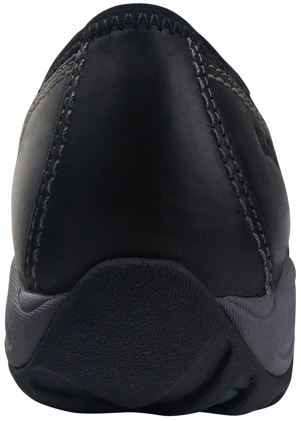 Eastland Women's Black Sage Sport Slip-Ons , Black, hi-res