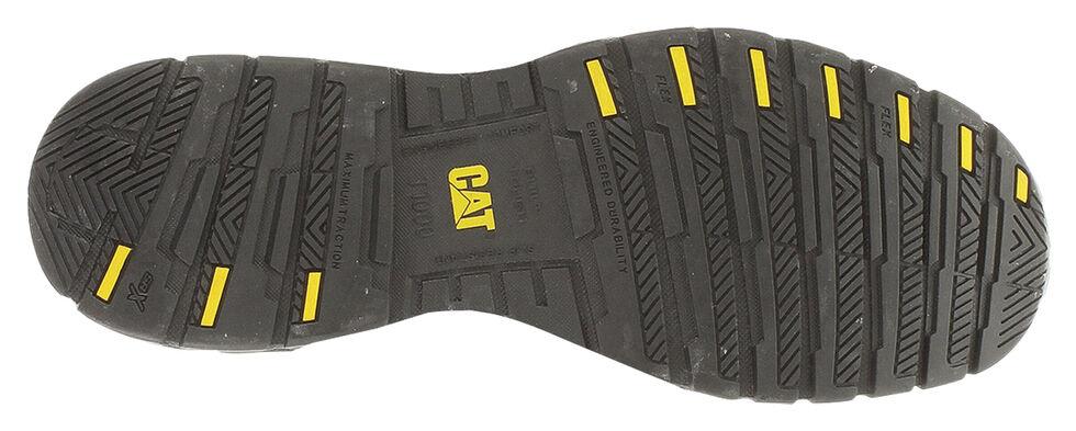 Caterpillar Streamline Work Shoes - Composite Toe, Charcoal Grey, hi-res