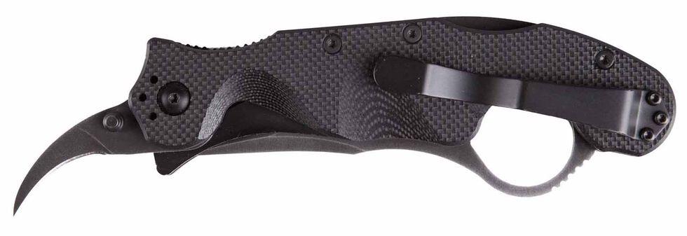 5.11 Tactical Double Duty Karambit Blade Knife, Black, hi-res