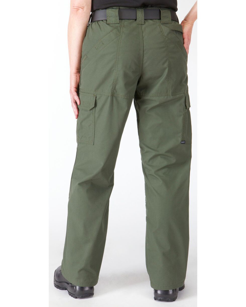 5.11 Tactical Women's Taclite Pro Pants, Green, hi-res