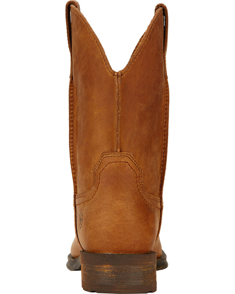 Ariat Rambler Cowgirl Boots - Square Toe , Brown, hi-res