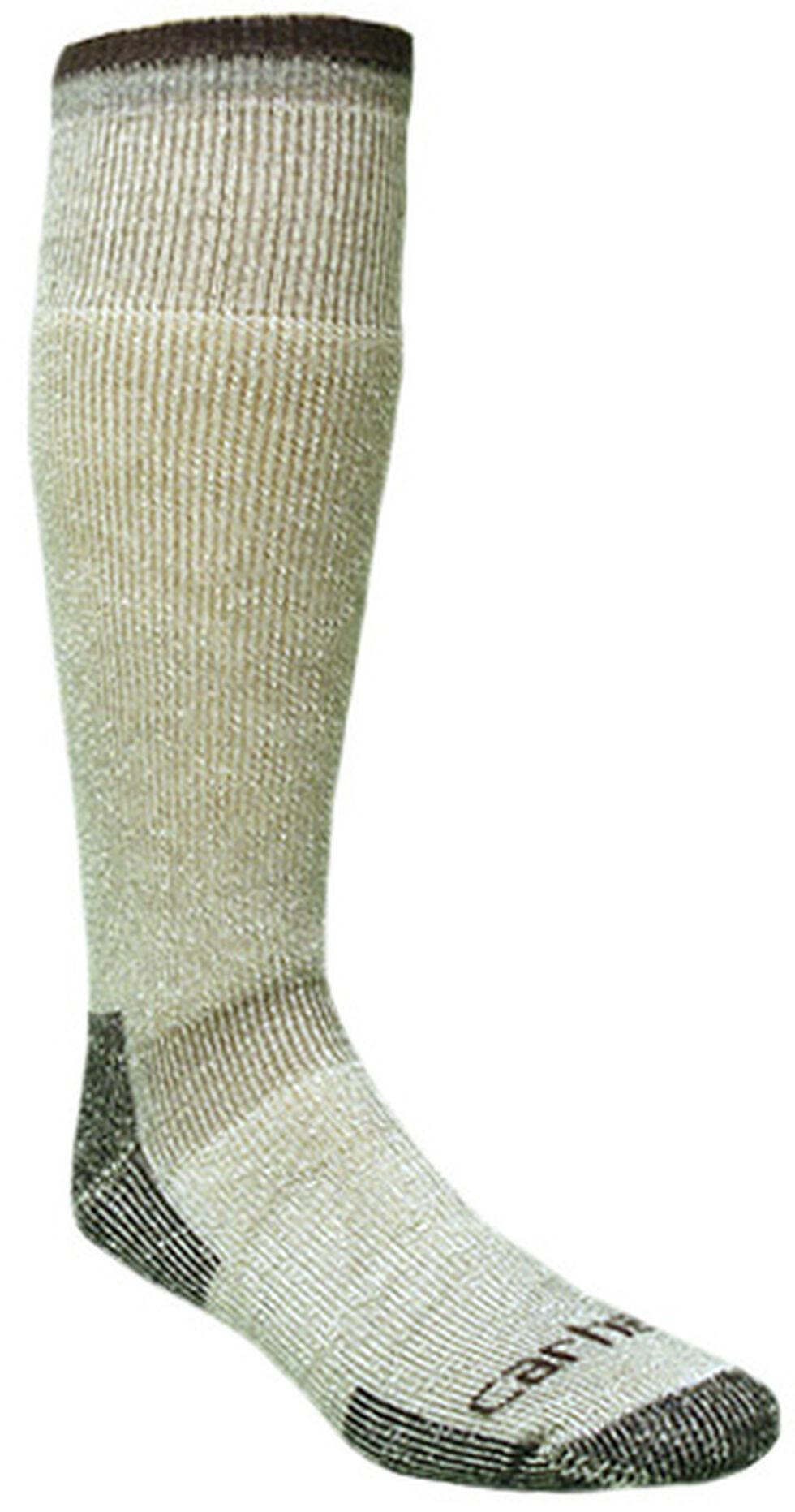Carhartt Arctic Wool Heavyweight Boot Socks, Moss, hi-res