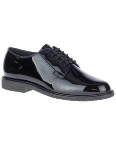 Bates Women's Sentry Oxford Shoes, Black, hi-res