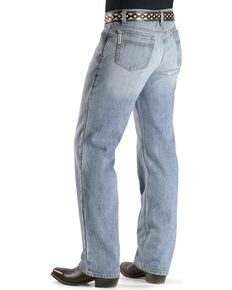 Cinch Jeans White Label Relaxed Fit - Big, Midstone, hi-res