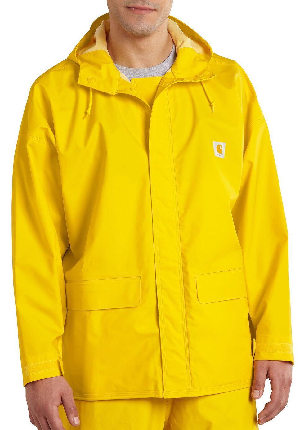 Carhartt Mayne Waterproof Coat - Big & Tall, Yellow, hi-res
