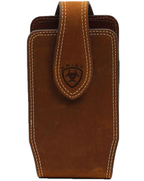 Ariat Cell Phone Case, Brown, hi-res