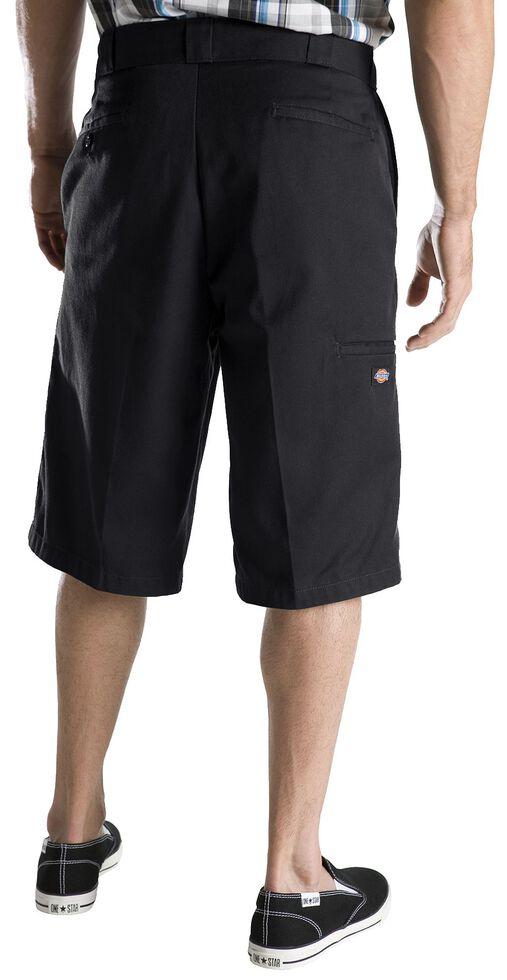 "Dickies 13"" Loose Fit Multi-Pocket Shorts, Black, hi-res"