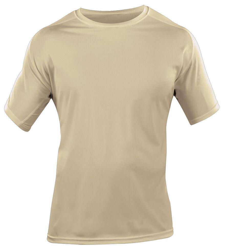 5.11 Tactical Men's Utili-T Crew Shirts 3-Pack, Tan, hi-res