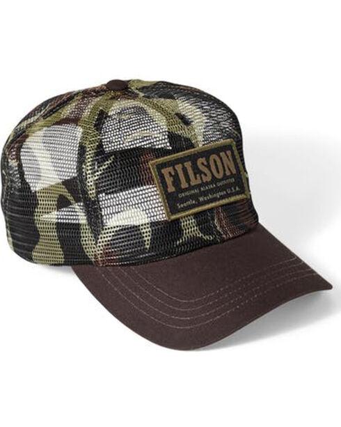 Filson Men's Camo Irondale Mesh Hat , Camouflage, hi-res