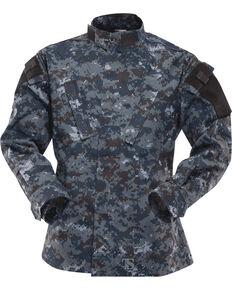 Tru-Spec Tactical Response Uniform Cotton RipStop Shirt, Midnight, hi-res