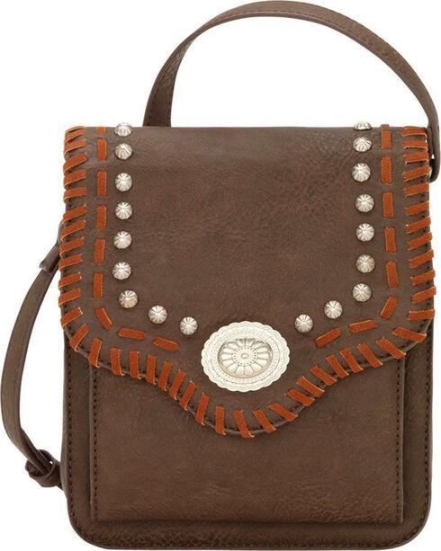 Bandana by American West Los Alamos Crossbody Wallet Flap Bag, , hi-res
