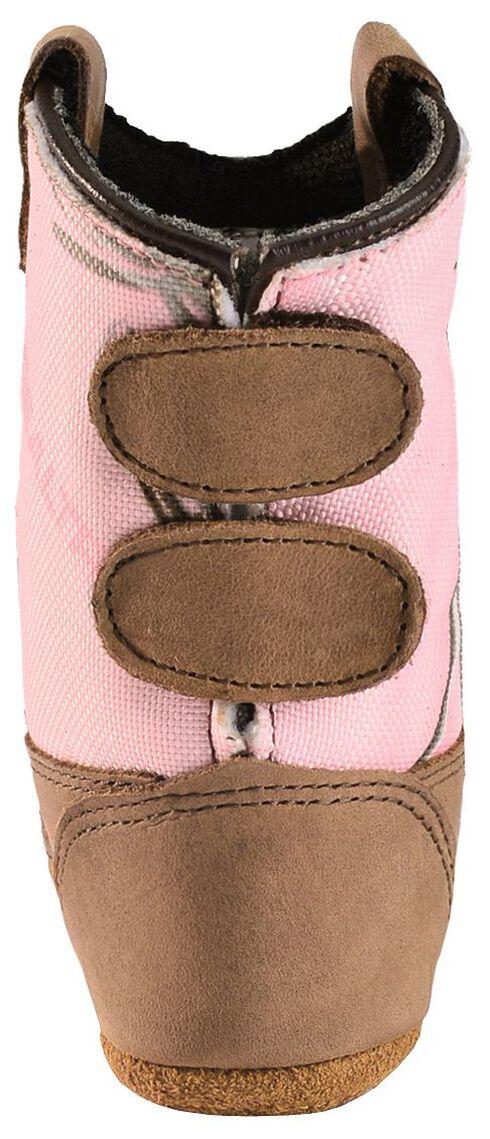 Old West Infant Girls' Pink Camo Poppets, Pink, hi-res