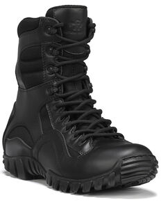 Belleville Men's TR Khyber Lightweight Military Boots, Black, hi-res
