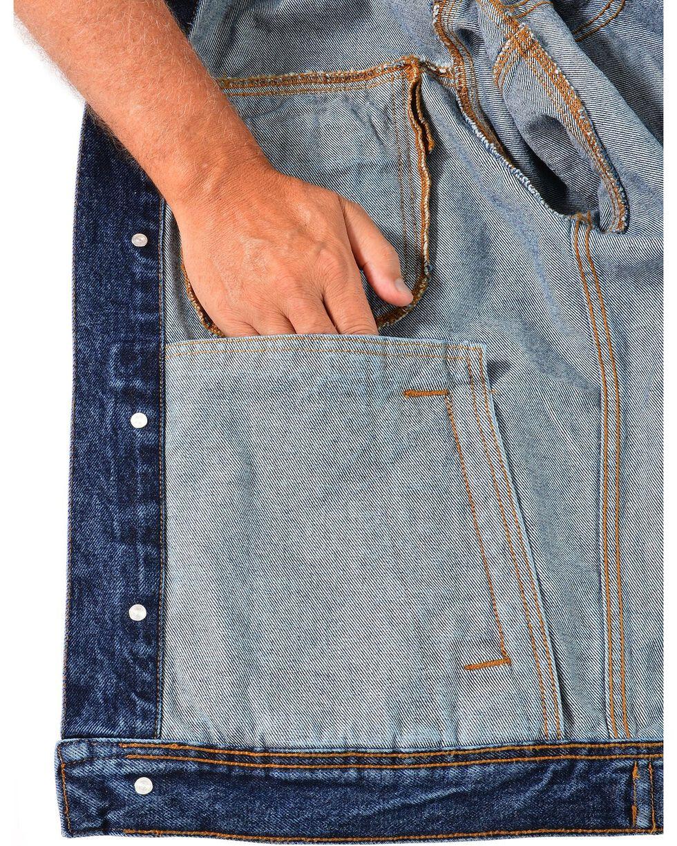 Wrangler Rugged Wear Denim Jacket, Antique Indigo, hi-res