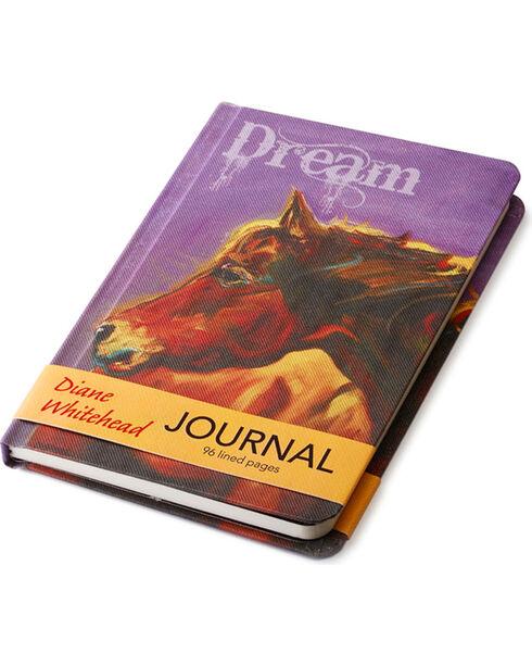 Big Sky Carvers Dream Horse Journal, No Color, hi-res