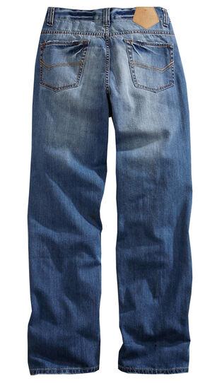 Tin Haul Men's Hoss 2 Loose Fit Straight Leg Jeans, Denim, hi-res