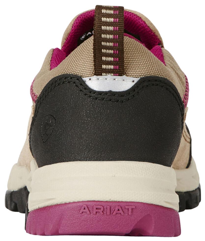 Ariat Women's Skyline Slip-On Shoes, Tan, hi-res