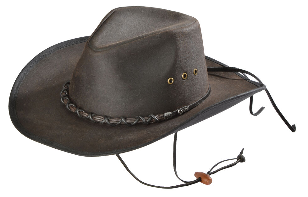 Outback Trading Bootlegger Oilskin Hat  cc440573c6a