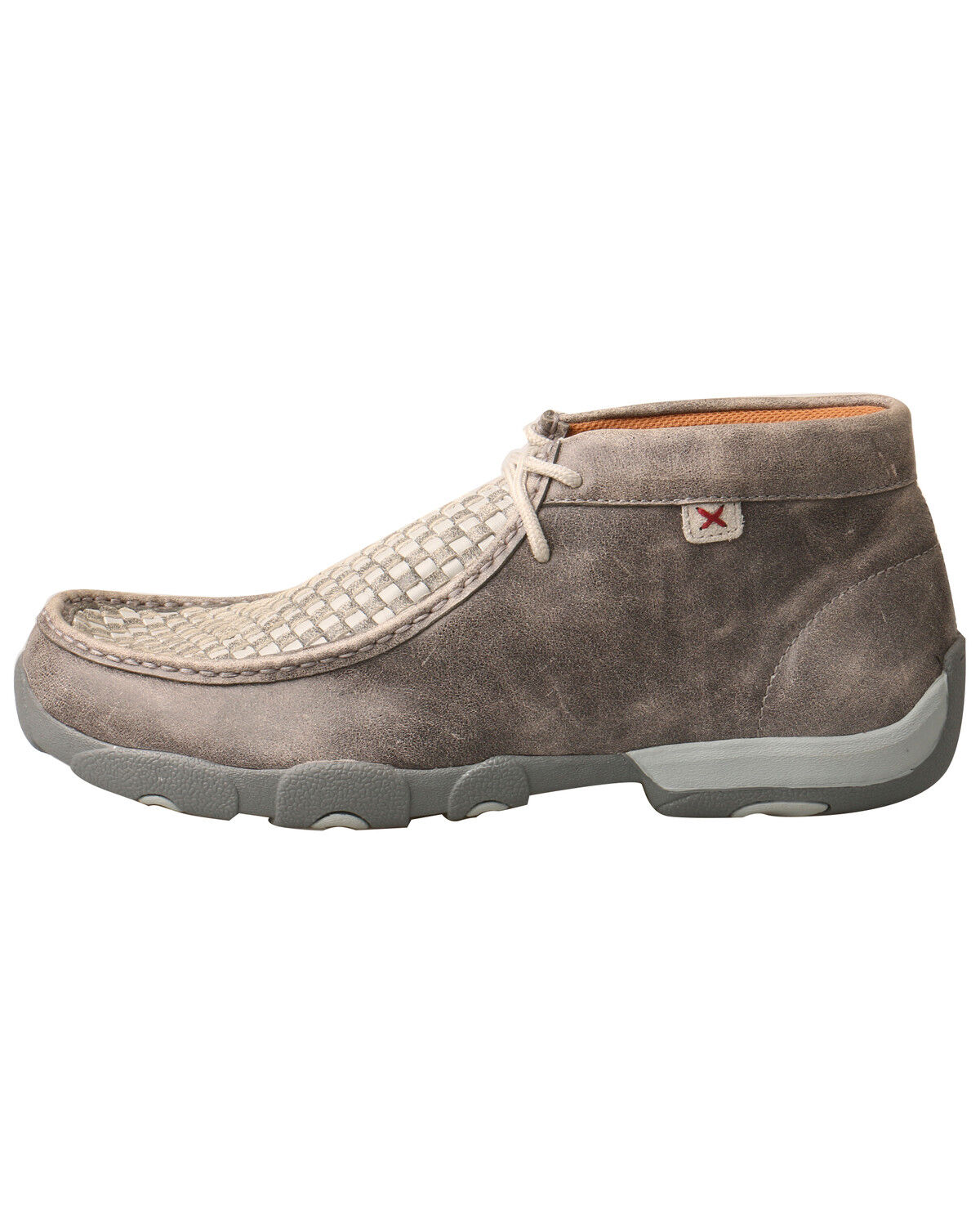 Twisted X Mens Driving Moccasin Shoes Moc Toe