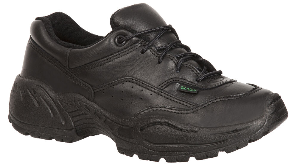 Rocky Women's 911 Athletic Oxford Duty Shoes - USPS Approved, , hi-res