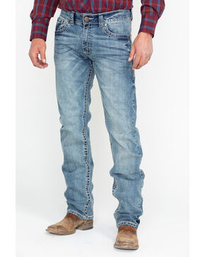 Rock 47 by Wrangler Men's Denim Jeans , Blue, hi-res