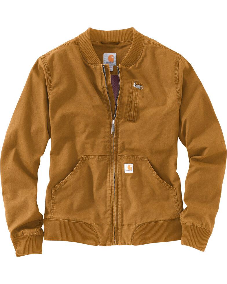 e17b05a44 Carhartt Women's Crawford Bomber Jacket