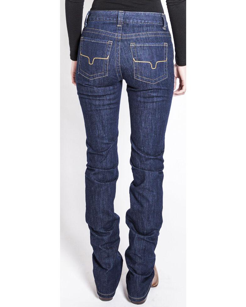 Kimes Ranch Women's Betty Modest Bootcut Jeans, Indigo, hi-res