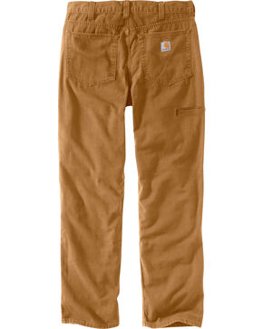 Carhartt Men's Rugged Flex® Rigby Five-Pocket Jeans, Pecan, hi-res