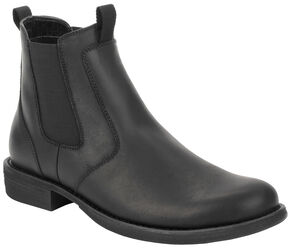Eastland Women's Black Double Up Jodhpur Boot , Black, hi-res