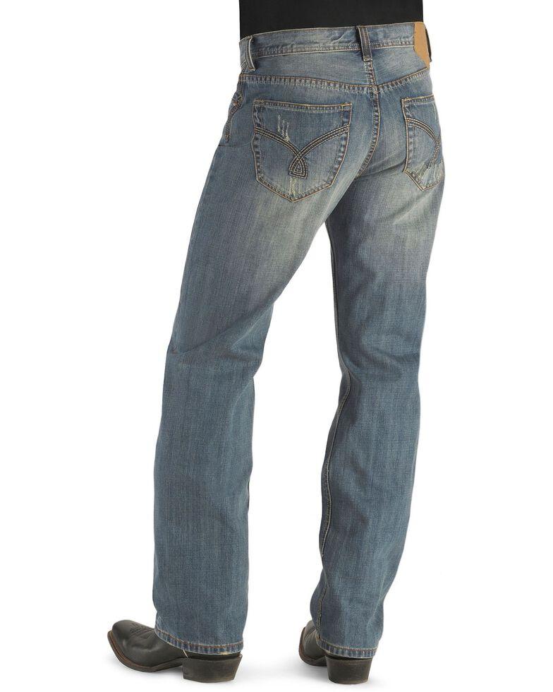 Tin Haul Regular Joe Heavy Distressed Jeans, Blue, hi-res
