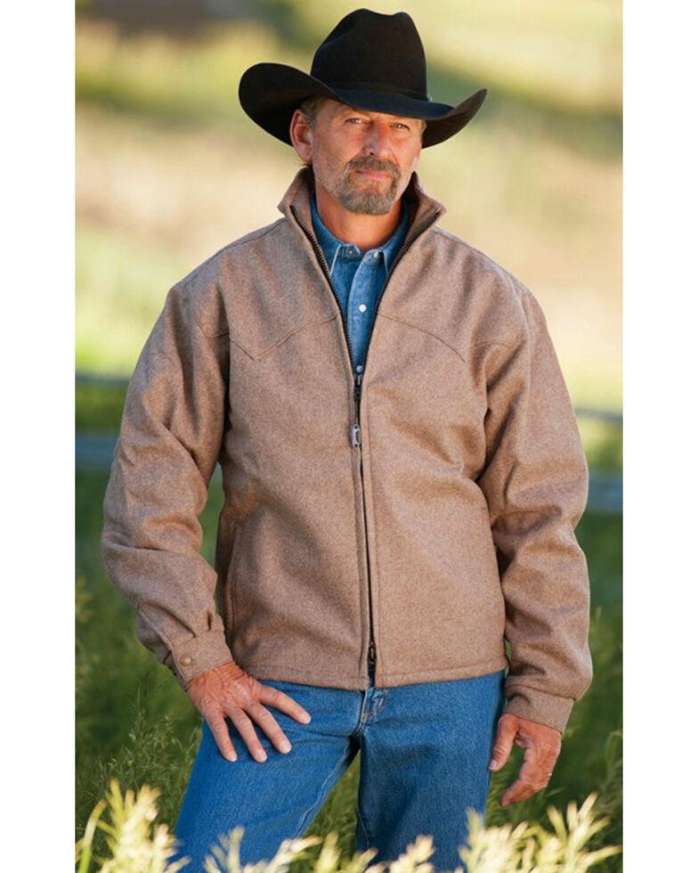 Schaefer Outfitter Men's 565 Arena Wool Jacket, Taupe, hi-res