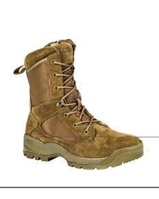 """5.11 Tactical Men's A.T.A.C 2.0.8"""" Desert Boots, Dark Coyote, hi-res"""
