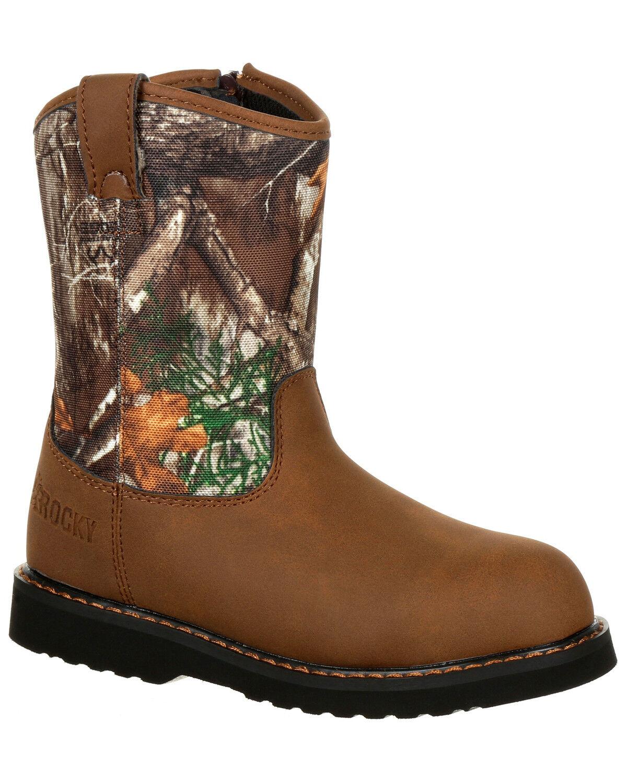 Kids' Rocky Boots \u0026 Apparel - Sheplers