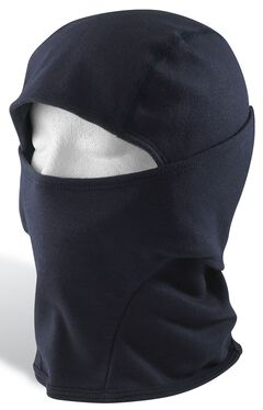 Carhartt Flame Resistant Double Layer Work-Dry Balaclava, Navy, hi-res