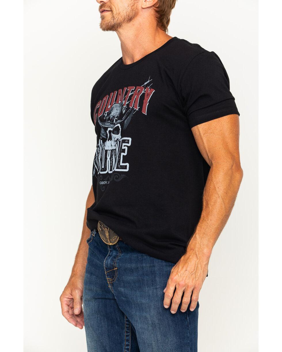 Cody James Men's Country To The Bone T-Shirt, Black, hi-res