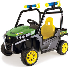 John Deere Battery Operated Gator, Green, hi-res