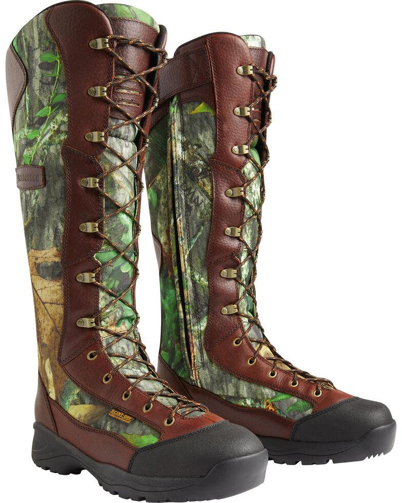 6b90533d884 LaCrosse Men's Venom Snake Boots - Round Toe