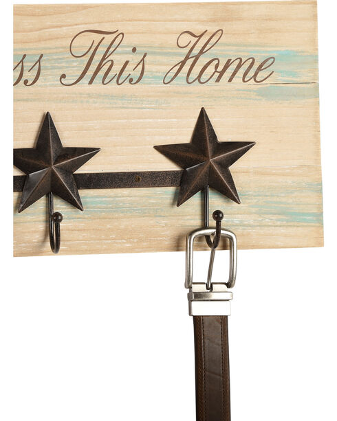 BB Ranch Bless This Home Wall Hook, No Color, hi-res