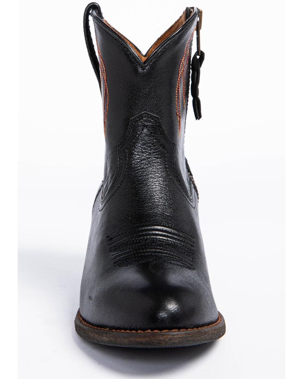 Ariat Women's Darlin Booties - Medium Toe , Black, hi-res