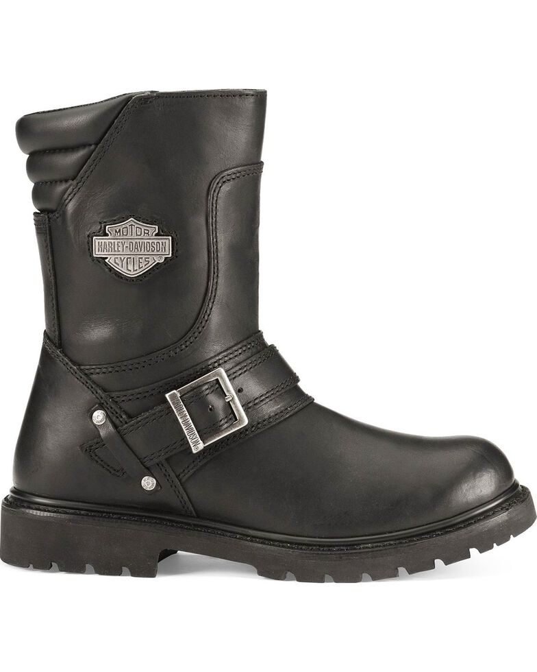 Harley Davidson Booker Harness Motorcycle Boot, Black, hi-res