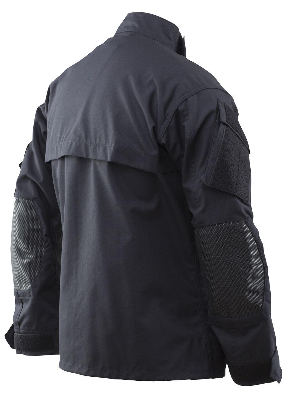 Tru-Spec TRU XTREME Uniform Shirt, Black, hi-res